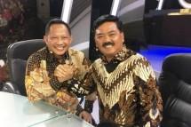 Panglima TNI Hadi Tjahjanto dan Kapolri Tito Karnavian (Foto Dok Industry.co.id)