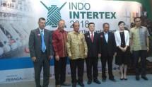 Sebanyak 900 perusahaan dari 23 negara turut ambil bagian dalam pameran industri tekstil dan produk tekstil bertaraf internasional yaitu Intertex Inatex yang dibuka hari ini 4 April hingga 7 April 2018, di JIEXpo Kemayoran Jakarta.