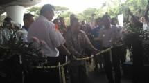 Pembukaan Bazar UMKM Binaan oleh PT Kereta Api Indonesia (KAI) Persero dengan BUMN