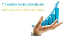 PT Champion Pacific Indonesia Tbk (IGAR) (champion.co.id)