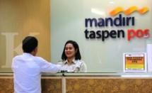 Bank Mandiri Taspen Pos (Mantap) (Foto Dok Industry.co.id)