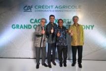 Credit Agricole CIB Resmikan Kantor Perwakilan di Jakarta