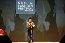 Presiden Jokowi acara Muslim Fashion Festival (Foto Herlambang)