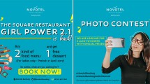 Novotel Bandung Mempersembahkan Girl Power2.I Untuk Kartini Zaman Now