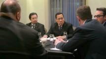 Sekretaris Jenderal Kementerian Perhubungan Sugihardjo
