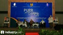 Kementerian PUPR Gelar PUPR Goes To Campus
