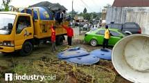 Kementerian PUPR Kirim Perlengkapan Air Bersih