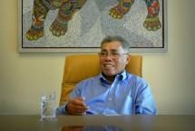 Pontjo Sutowo Ketua Umum FKPPI Pontjo Sutowo (FotoDok Ikung)