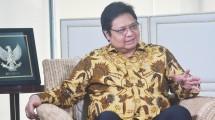 Menteri Perindustrian, Airlangga Hartarto (Ridwan / INDUSTRY.co.id)
