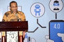 Kepala Badan Penelitian dan Pengembangan Industri (BPPI) Ngakan Timur Antara