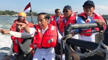 Presiden Jokowi kunker ke Pangandaran Jabar (Foto Setkab)