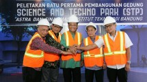 ITB Gandeng Swasta Bangun Science and Techno Park