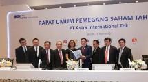 Rapat Umum Pemegang Saham Tahunan (RUPST) PT Astra International Tbk (ASII) (Foto: Abraham Sihombing/Industry.co.id)