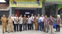 Kepala Badan Ketahanan Pangan (BKP) Kementerian Pertanian, Agung Hendriadi menggelar rapat koordinasi (Rakor) di kantor Dinas Ketahanan Pangan dan Peternakan Provinsi Jawa Barat.