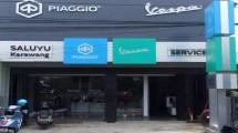 PT Piaggio Indonesia Buka Diler di Karawang