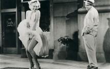 Gaun ikonik milik Marilyn Monroe menjadi gaun termahal sepanjang sejarah industri hiburan Hollywood. (Foto Ist)