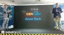 CBNCloud luncurkan Azure Stack (Hariyanto/INDUSTRY.co.id)