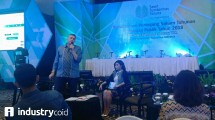 Chief Financial Officer SSMS, Nicholas Justin Whittle (Hariyanto/ INDUSTRY.co.id)