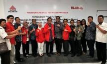 Acara Penandatanganan Kerja Sama PT Semen Indonesia bersama BLANJA.com