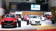 Booth Mazda di IIMS 2018