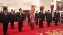 Presiden Jokowi Lantik Sembilan Anggota KPPU (Foto Dok Industry.co.id)