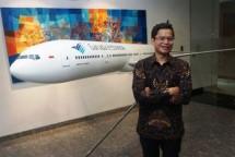 Direktur Utama PT Garuda Indonesia (Persero) Tbk Pahala Mansury (Foto Dok Industry.co.id)