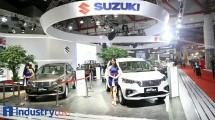 Booth Suzuki di IIMS 2018