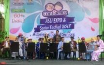 Gelaran ASLI EXPO dan Senior Festival 2018