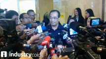 Menteri Perhubungan Budi Karya Sumadi (Hariyanto/INDUSTRY.co.id)