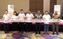 Grand launching Esta Kapital Fintek, pada Rabu (9/5), Jakarta. (Dok Industry.co.id)