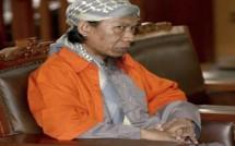 Aman Abdurrahman.terdakwa kasus terorisme (Foto Dok Industry.co.id)