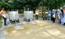 Holcim Aplikasikan Beton Ramah Lingkungan di Komplek Olahraga Gelora Bung Karno