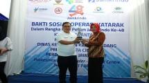 Sekretaris Perusahaan Perum Jamkrindo Abdul Bari