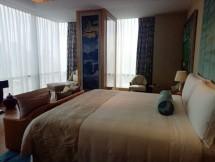 Kamar Tipe Royal Suite, Tempat Menginap Raja Salman Saat di Jakarta (Foto: Chodijah Febriyani/Industry.co.id)