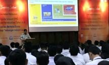 Menteri Perindustrian Airlangga Hartarto saat memberikan arahan kepada Calon CPNS di Lingkungan Kementerian Perindustrian (Foto: Ridwan/Industry.co.id)