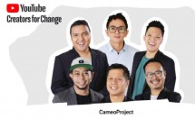 YouTuber Indonesia, Cameo Project. (Foto: YouTube Google Blog)