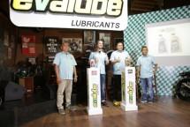 Dua Produk Pelumas Unggulan Evalube untuk Motor Sport dan Maxi Scooter (Foto Dok Industry.co.id)