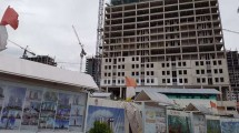 Pembangunan Rusun Atlet Asian Games di Kemayoran, Jakarta (Suara)