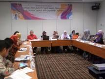 Forum Group Discussion mengangkat tema Saatnya Merubah Persepsi Salah Masyarakat Tentang Susu Kental Manis dan Merubah Peruntukannya Kamis (17/5/2018) (INDUSTRY.co.id: Fadli)