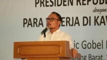 Menteri Ketenagakerjaan Hanif Dhakiri