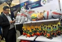Inasgoc bekerja sama dengan 10 pusat belanja yang ada di Jakarta yaitu FX Sudirman, Gandaria City, Pacific Place, Plaza Indonesia, Kota Kasablanka, Central Park, Bintaro Exchange, Pondok Indah Mall, Senayan City, dan Mal Puri Indah.