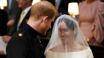 Pangeran Harry dan Meghan Markle (Foto : Reuters)