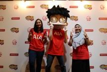 PTAIA Financial (AIA),salah satu perusahaan asuransi jiwa di Indonesia, memperkenalkan produk baru untuk perlindungan jiwa khusus dalam menyambut Hari Raya Idul Fitri, yaitu Asuransi Kecelakaan Gratis.