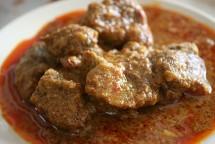 Bagar Hiu, Kuliner Khas Bengkulu (Foto: edinasari.blogspot.co.id)