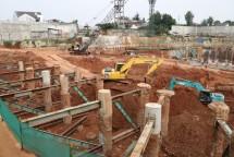 Update Pembangunan Synthesis Residence Kemang