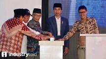 Presiden Jokowi Resmikan Rusun Pesantren Modern Terpadu Prof. Hamka