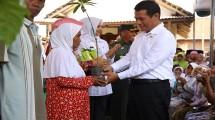Mentan Amran Andi Sulaiman konsen entaskan kemiskinan