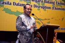 Kepala BPPI Kementerian Perindustrian Ngakan Timur Antara