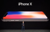 Ilustrasi iPhone X Apple (Foto Ist)