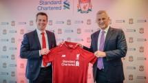 Standard Chartered Bank memperpanjang kerjasama dengan Liverpool Football Club